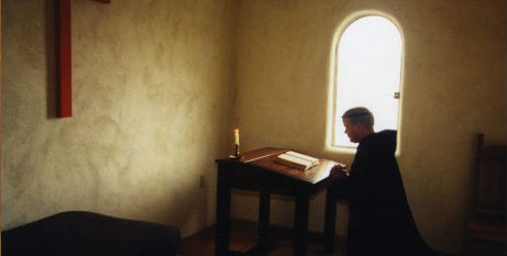 Lectio Divina prayer