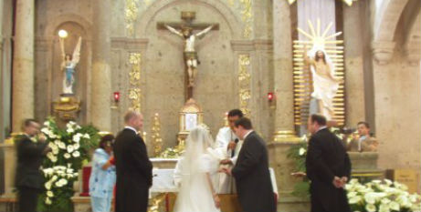 Catholic wedding 2